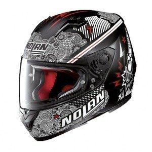 Moto prilba Nolan N64 Let's Go Flat Black Veľkosť XL (61-62)