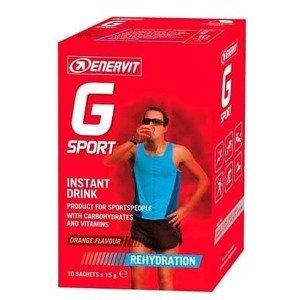 Enervit G Sport 420 g 420g citrón