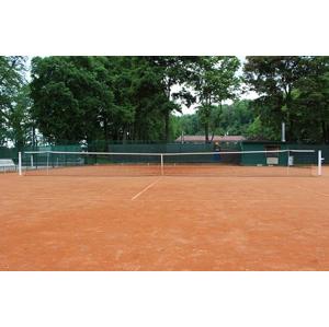 Tenis Standart zdvojená tenisová síť lanko