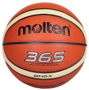 BGE5 / BGH5X basketbalový míč Velikost míče: č. 5