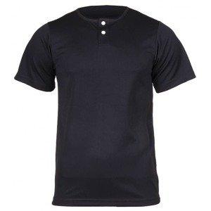 ABJ baseballový dres barva: modrá;velikost oblečení: L