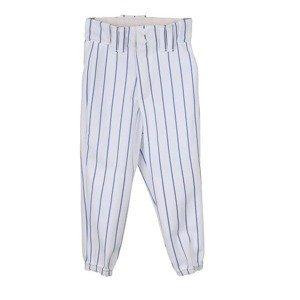 YBP/BP 2115 baseballové kalhoty dětské barva: bílá-červená;velikost oblečení: L