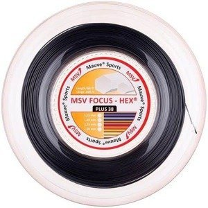 Focus HEX Plus 38 tenisový výplet 200 m průměr: 1,15;barva: bílá