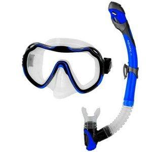 Java+Elba potápěčský set modrá