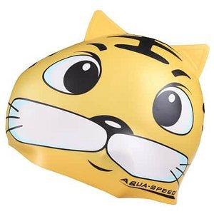 ZOO dětská koupací čepice žlutá