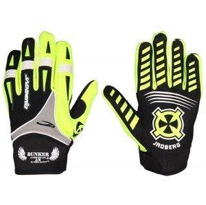 Jadberg Bunker rukavice barva: černá-zelená;velikost oblečení: XL