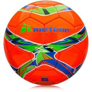 Meteor Shiny barva: oranžová;velikost míče: č. 5