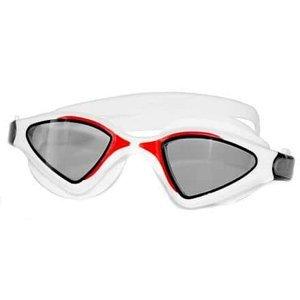 Raptor plavecké brýle bílá-červená