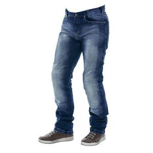 Pánské moto jeansy City Nomad Jack Iron Farba modrá, Veľkosť S