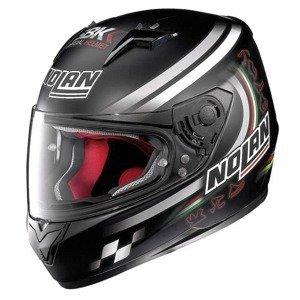 Moto helma Nolan N64 SBK 89 Flat Black Veľkosť XS (53-54)