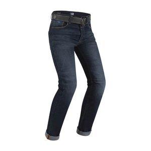 Pánske moto jeansy PMJ Legend Café Racer CE Farba modrá, Veľkosť 34