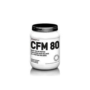 SizeAndSymmetry Whey CFM 80 1000 g Vanilka 1000g