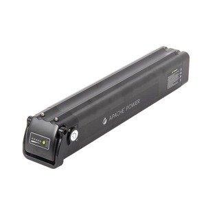 Baterie Apache Power S2 (Slim) páteřová Li-Ion 36V 10,4 Ah/374 Wh 42 cm