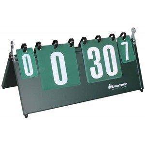 ukazatel skore Meteor 0-30 bodů 0-7 setů