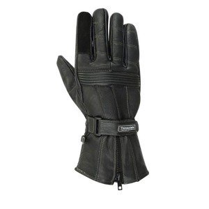 Moto rukavice BOS Prag Farba čierna, Veľkosť L