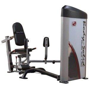BODY SOLID S2IOT INNER/OUTER THIGH - stroj roznožování a snožování 75 kg