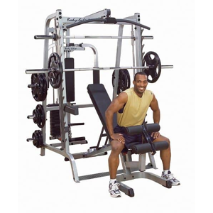 Body Solid Multipress DELUXE GS348FB