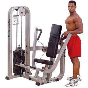Stroj na prsia Body Solid SBP100G/2 Chest Press