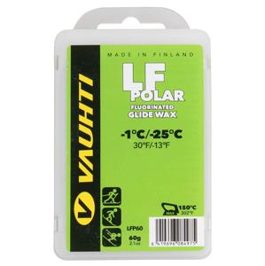 sjezdový vosk LF tuhý, 60 g výkonnost běžce: polar