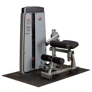 Body Solid Ab a Back DABB-SF - stroj na brucho a chrbát