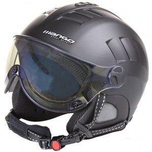 Volcano VIP lyžařská helma barva: bílá matná;obvod: 59-61