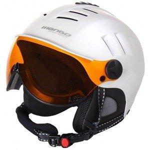 Volcano PRO lyžařská helma perleťová Obvod: 56-58