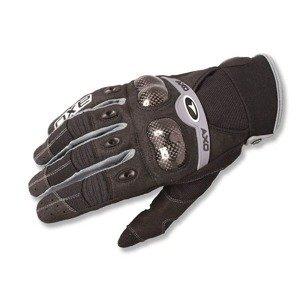 Motokrosové rukavice AXO VR-X Farba modrá, Veľkosť M