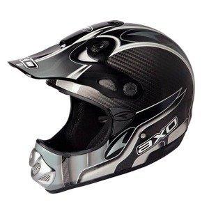 Motokrosová prilba AXO MM Carbon Evo Farba čierna, Veľkosť XS (53-54)