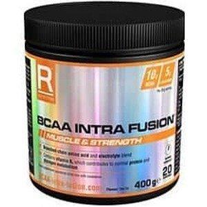 BCAA Intra Fusion 400g 400g ovocný punč