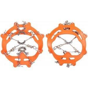 Micro Spikes protiskluzové návleky Balení: 1 pár; Velikost (obuv): M