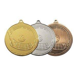 MDS13 medaile barva: stříbrná