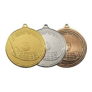 MDS13 medaile zlatá