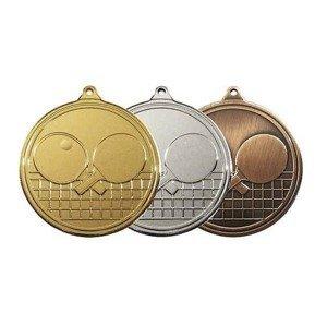 MDS15 medaile barva: stříbrná