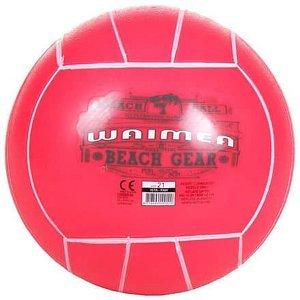 Play 21 plážový míč růžová