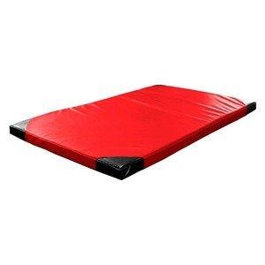 Gymnastická žinenka inSPORTline Roshar T110 200x120x5 cm Farba červená