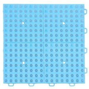 Speedo 3 plastový povrch barva: modrá;balení: 1 ks