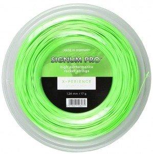 X-perience tenisový výplet 200 m zelená Průměr: 1,24