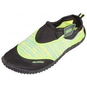 Jadran 2 neoprénové boty modrá Velikost (obuv): 38