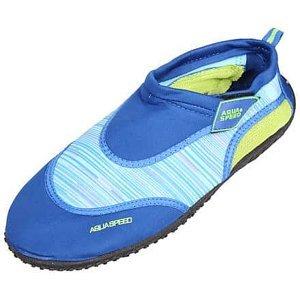 Jadran 2 neoprénové boty modrá Velikost (obuv): 40