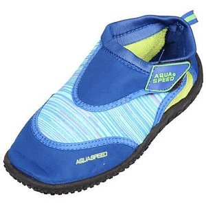 Jadran 2 dětské neoprénové boty modrá Velikost (obuv): 33
