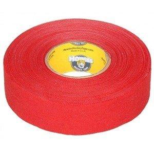 Textilní páska na hokej 23 m x 2,4 cm barva: tm. modrá