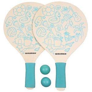 Paradise FG plážový tenis modrá
