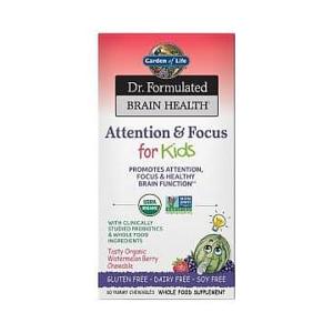 Dr. Formulated - pozornost a soustředění - pro děti