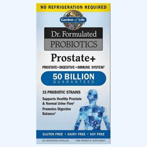 Dr. Formulated Probiotika - prostata