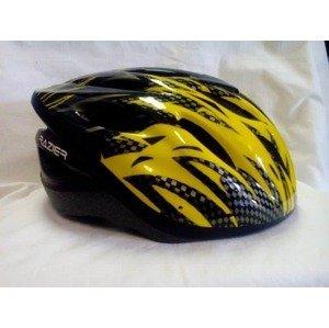 Cyklistická přilba Razier Roma MTB zeleno-černá 54-59