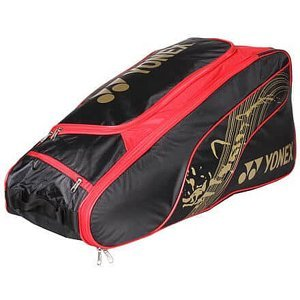 BAG 4819 EX 2018 tenisová taška černá