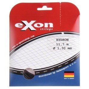 Hydron tenisový výplet 11,7 m barva: černá;průměr: 1,20