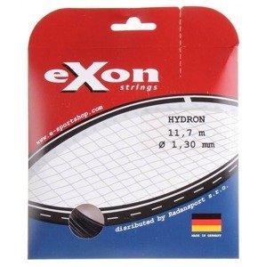 Hydron tenisový výplet 11,7 m barva: černá;průměr: 1,25