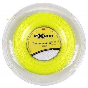 Tournament tenisový výplet 200 m žlutá neon Průměr: 1,25