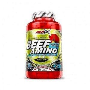 Beef amino Amix 250tbl. - VÝPRODEJ 250